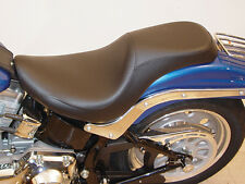 2007-2017 SOFTAIL FXST FLST LOW PROFILE  2 UP SEAT FAST FREE SHIPPING!