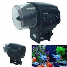 Zeitgesteuerter Futterautomat Fischfutterautomat Futterspender Aquarium