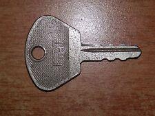 Old key for moped D Starter ignition fiat bo37 Car Era