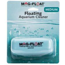 New listing Mag-Float 130 Medium Acrylic Fish Tank Aquarium Magnetic Algae Cleaner Magfloat