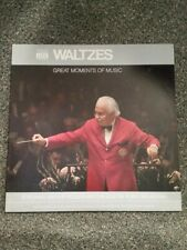 Time Life Waltzes Arthur Fiedler Lp Used Some Clicks and Pops