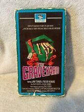 The Graveyard 1976 VHS