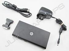 HP USB 2.0 Docking Station Port Replicator w/ DVI + PSU for Dell XPS 13