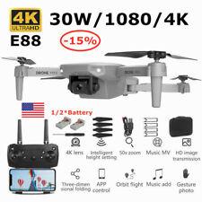 Drone x pro 2.4G Selfie WIFI FPV 4K 1080P HD GPS Camera Foldable RC Quadcopter ﹢