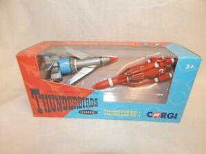 CORGI THUNDERBIRDS THUNDERBIRD 1 & 3 SET CC00901 BNIB