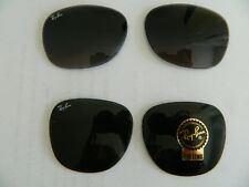 d5f7a5fdfc Genuine RAYBAN Replacement Lenses RB Lot of 2 glass pairs Assorted