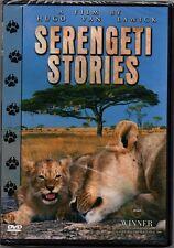DVD | Serengeti Stories | A Film by Hugo Van Lawick | Africa Animal Documentary | NEW!!!
