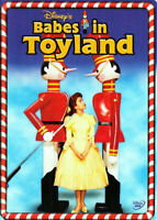 Babes in Toyland (1961 Annette Funicello) DVD NEW