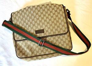 Designer Messenger Crossbody Bag