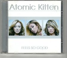 (HO334) Atomic Kitten, Feels So Good - 2002 CD