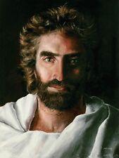Akiane Kramarik Prince of Peace, Jesus Print, 11x14 inches Wall Art