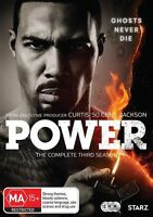 Power Complete Third Season 3 Three DVD NEW Region 4