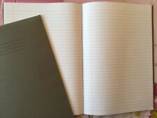 A4 Large Story Writing Exercise School Book Fully Lined Older Child's 64 Pages