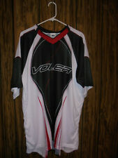 Voler 2XL Cycling Jersey Shirt Black Red White