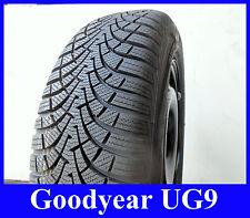 Winterreifen auf Stahlfelgen Goodyear UG9  175/65R14 82T  Mazda 2