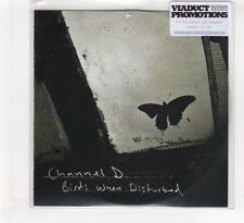 (HF363) Channel D, Birds When Disturbed - 2015 DJ CD