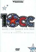 10CC - ALIVE-THE CLASSIC HITS TOUR  DVD NEW+