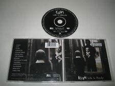 KORN/LIFE IS PEACHY(IMMORTAL/01-485369-11)CD ÁLBUM