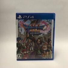 PS4 Dragon Quest XI ecos de una evasiva Edad Play 4 Japón Usado Station