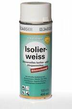 Jaeger Crowns INSULATING SPRAY 124 White 0,4l Insulating Paint