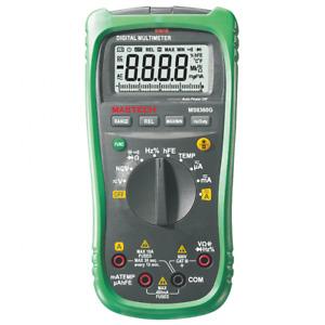 MASTECH MS8360G Auto Range Digital Multimeter Non-Contact Ohm Voltage Detector