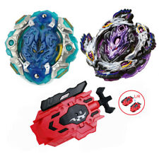 2 PCS Burst Beyblade B128 Force ORB Gyro CUSTOMIZE Battle Tops With Launcher ZH