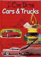 I Can Draw Cars & Trucks