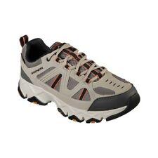 Skechers Para Hombre calce relajados travesaño tenis