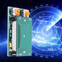 HFS-DC06 Microwave Radar Sensor Switch Module Anti-Interference 5.8GHz DC5V 1PC