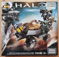 Halo Mega Bloks UNSC Attack Gausshog Brand New And Unopened