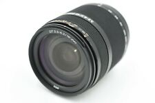 Sony alpha DT 18-200mm f/3.5-6.3 (SAL18200) Lens for A-Mount w/ Hood, Box #P5645