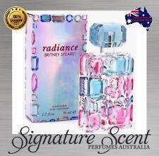 RADIANCE 50ml EDP By BRITNEY SPEAR  Spray Perfume  For Women   NEW In Box (BNIB)