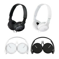 Sony MDRZX110 Wired Foldable On-Ear Headphones Headband Style Stereo Swivel