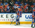 Autographed 8x10 RYAN NUGENT-HOPKINS Edmonton Oilers photo - w/COA