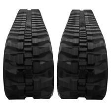 Two Rubber Tracks For Kobelco Sk35sr Sk35sr 2 300x525x88 Free Shipping
