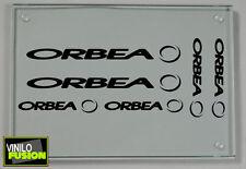 6 pegatinas de vinilo ORBEA para bicicleta,no 242
