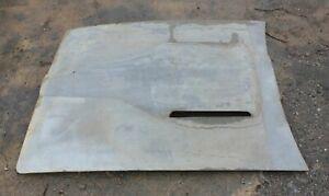 65-66 Chevrolet Corvette Bolt On Big Block Press Molded Fiberglass Hood (HH20)