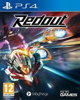 Redout Light Speed Edition - Jeu PS4 - Neuf sous blister - Version française