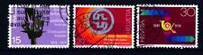 SWITZERLAND - SVIZZERA - 1974 - Serie di propaganda - Costituzione, aiuto sport