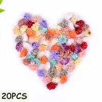 Wreath.kgm Künstliche Blumenköpfe Home Dekor Silk Carnation Fake Gillyfleur