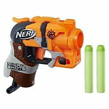 Nerf Micro Shots Zombie Strike Hammershot Blaster Gun Darts Toy  +8