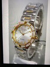 Em0834-51a Citizen Eco-drive Corso 2-tone Stainless Diamond Bezel Watch 834w