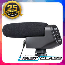 BOYA VM600 Cardioid Shotgun Camera-On Condenser Microphone For Camera DSLR