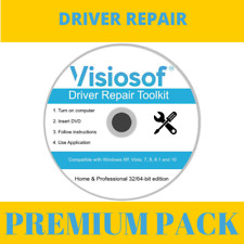 DELL Printer Drivers Repair Restore Recovery CD DVD Windows 10 8 7 Vista XP