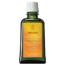 Aceite para masaje de Calendula 100ml Weleda. Pieles sensibles y delicadas