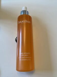 NATURA C+ C VITAMIN SPLASH  - 200ml / 7oz SWATCHED NO LID