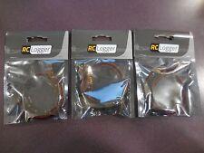 RC Logger LED Light Strip (Blue 2pcs/set) 89005RC (3 Sets)