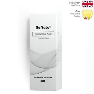 Hyaluronic Acid Serum Ani Ageing Serum By BeNatu 30ml