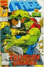 Cage # 10 (Dwayne TURNER) (Guest: Incredible Hulk) (États-Unis, 1993)