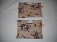 Breyer stablemate pony pouch pocket custom model horse transport fabric
